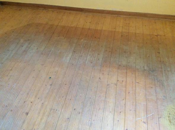Trennwand Einziehen Ohne Fußboden Parkett Zu Beschädigen ~ Indiandertipp vom handwerker gesucht: dielen schön machen aber wie