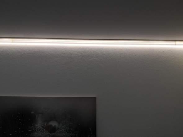 Indirekte Beleuchtung verpfuscht - gibt es noch Chancen auf eine Lösung?