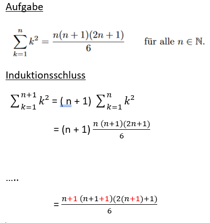 - (Schule, Mathematik, Beweis)