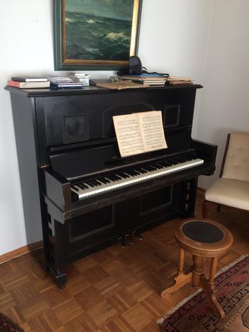 Informationen zu Helmholz Klavier (Gebrauchs-/ Bauanleitungen/ Prospekte)