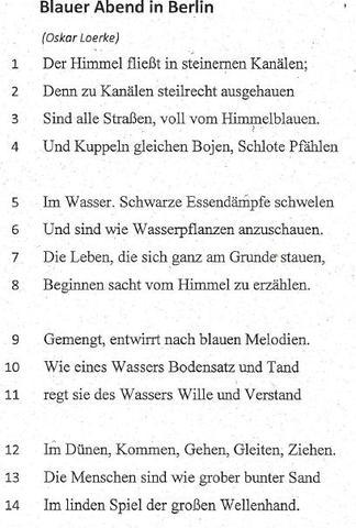 das ist das Gedicht - (Schule, deutsch, Gedicht)