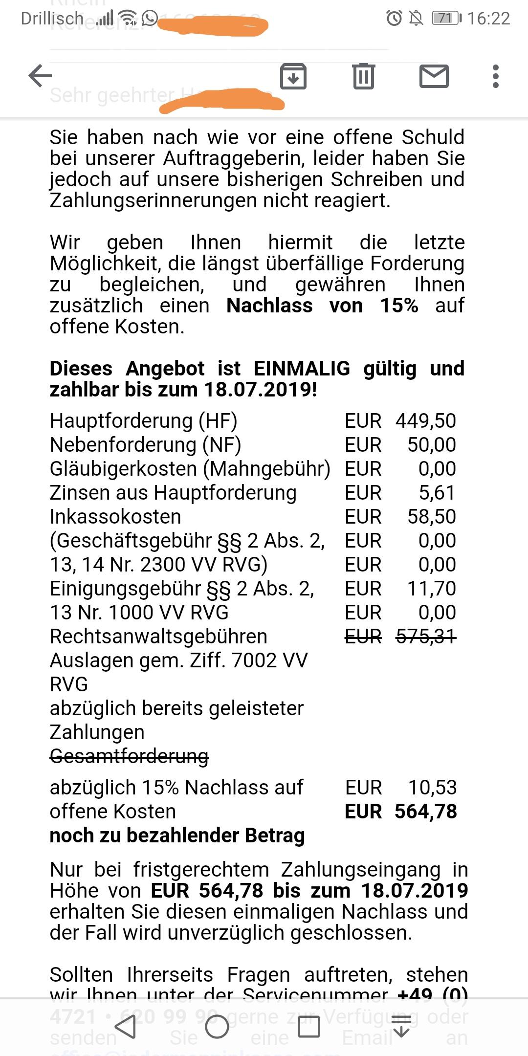 Ag deutschland webbilling kontakt Contact