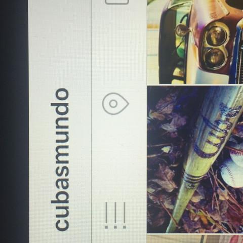 Inst acc  CubasMundo Gerne könnt ihr vorbeischauen. - (instagram, soziales, groß)