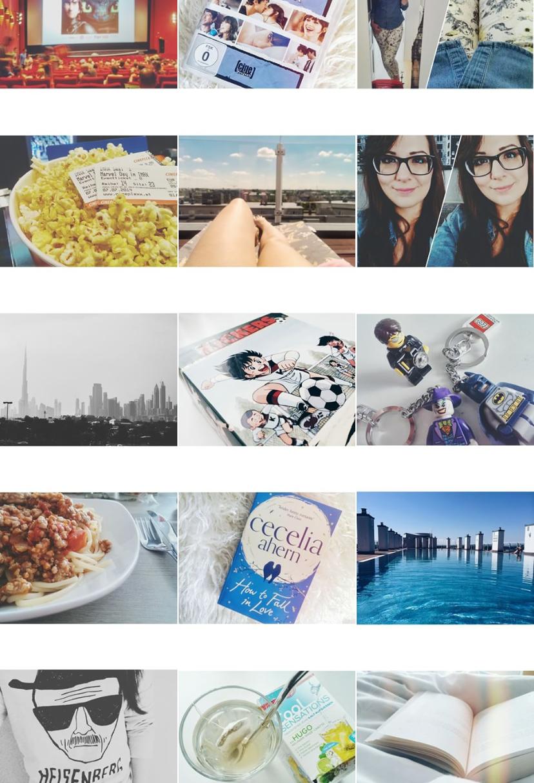 Instagram Bilder alle einheitlich mit weißem Rand? (Programm, App ...