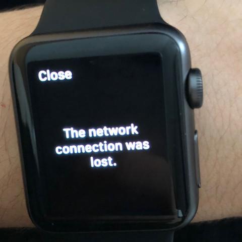 Fehlermeldung  - (Technik, Apple, Technologie)