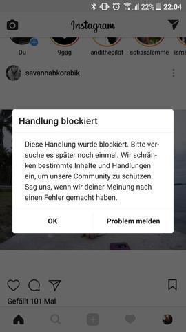 Instagram Likes Anzeigen
