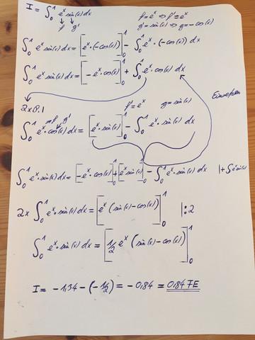 Foto - (Mathematik, integralrechnung)