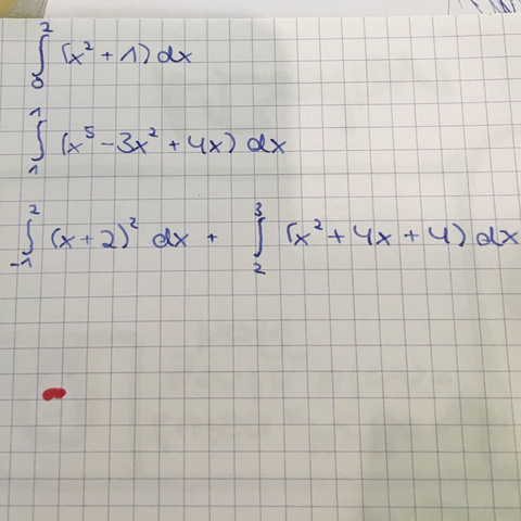Die Aufgaben  - (Mathe, Mathematik, Rechnung)
