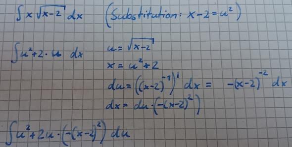 le Problem - (Mathe, Integration, Integral)