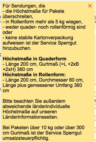 DHL Info - (Finanzen, kaufen, Fernseher)