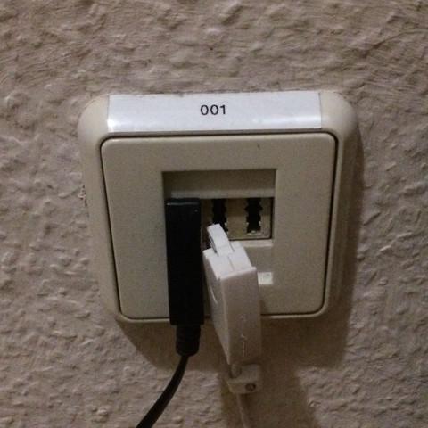 Internet über jeden TAE-anschluss? (Telefon, Schaltung)