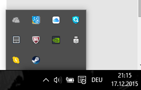Taskleiste - (Internet, Windows 10, Taskleiste)