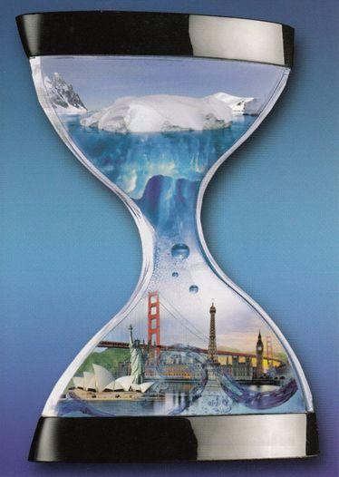 Interpretation, Klimawandel (Freizeit)