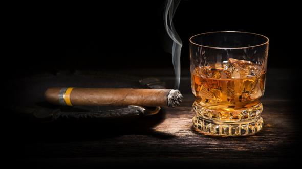 Inwiefern unterscheidet sich der Geschmack einer Zigarre von einer Zigarette?
