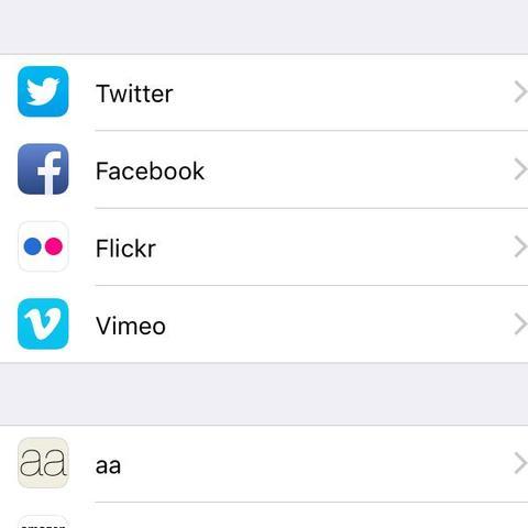 iOS 9 Cydia Tweaks werden in den Einstellungen nicht
