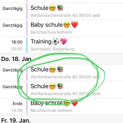 Occasions Geburtstage Im App Store