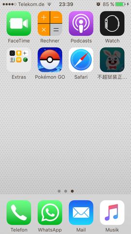 iOs 10 - (iPhone, ios10)