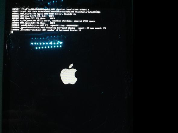 iPad.iOS7.Error#2 - (Apple, Software, Hardware)