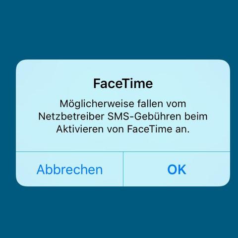 FaceTime - (iPhone, facetime, iOS 9-2)