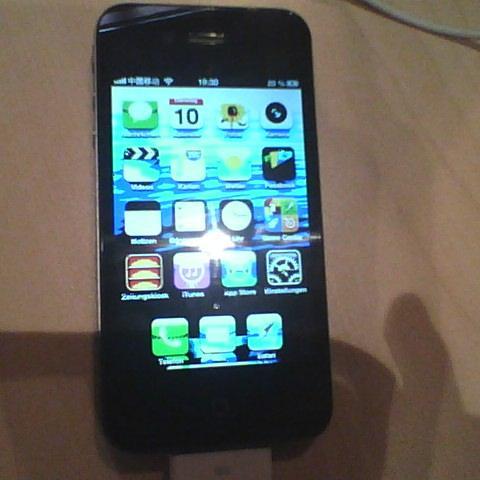 homescreen - (iPhone, Apple, Bildschirm)