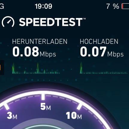 Internet mit 3G  - (iphone 4s, 3G)