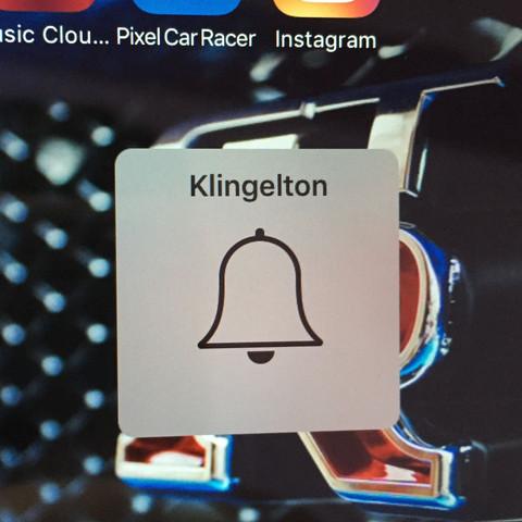 Klingelton - (Apple, ios, Lautsprecher)