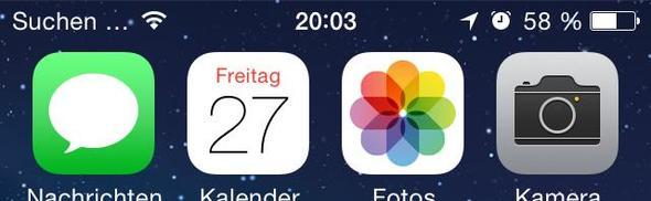 Suchen... - (Empfang, iphone 5, Antenne)