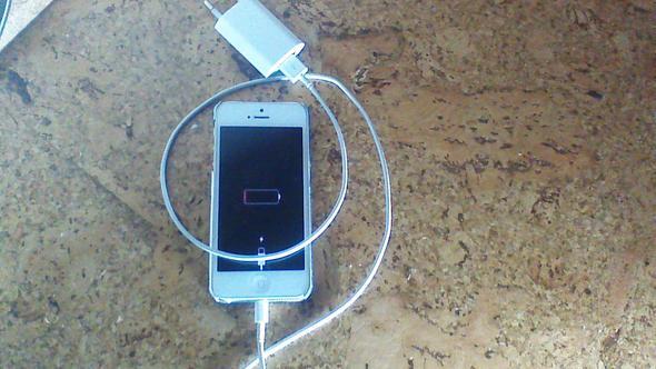 Iphone 5 Lädt Nicht Mehr Auf