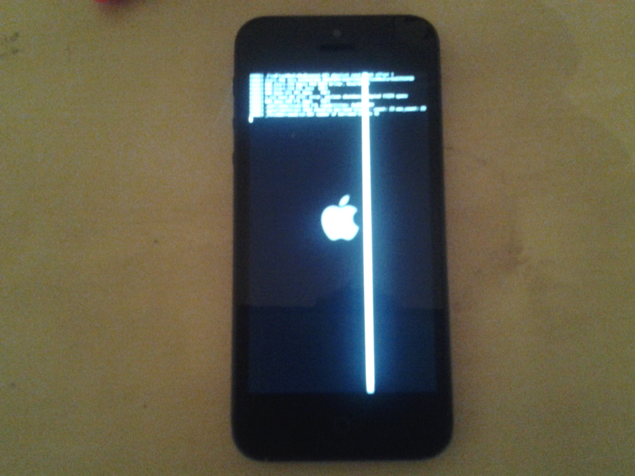 iphone 5 startet nicht apple display boot. Black Bedroom Furniture Sets. Home Design Ideas