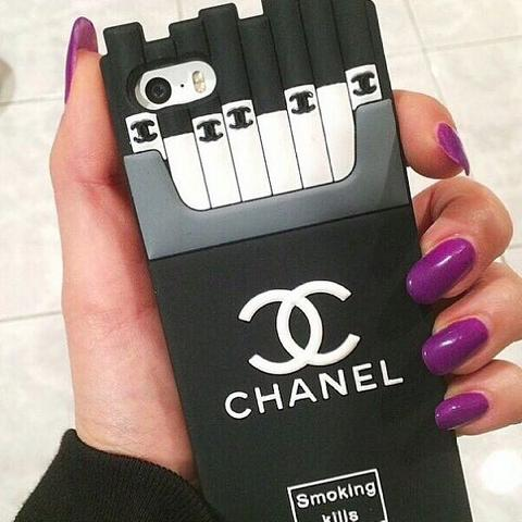 Chanel Iphone  Hulle