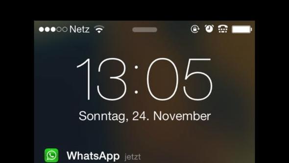 Neber dem Akku  - (Technik, iPhone, Smartphone)