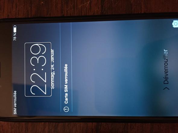 Rahmen um jedes Bedienfeld - (Apple, Smartphone, Bildschirm)