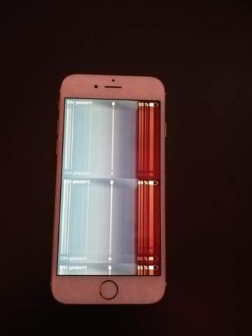 Iphone 6 Display oder Handy kaputt?
