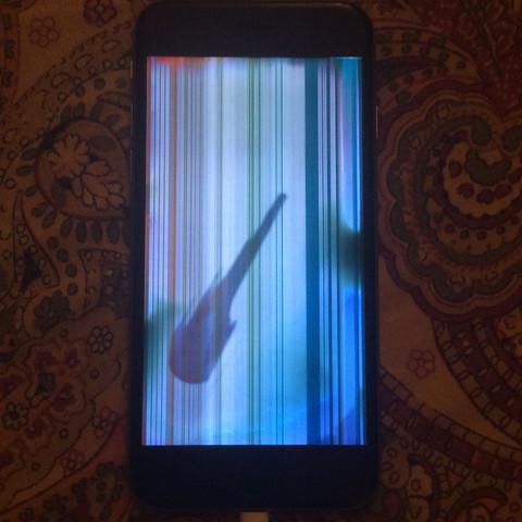 iPhone - (iPhone, Schaden)