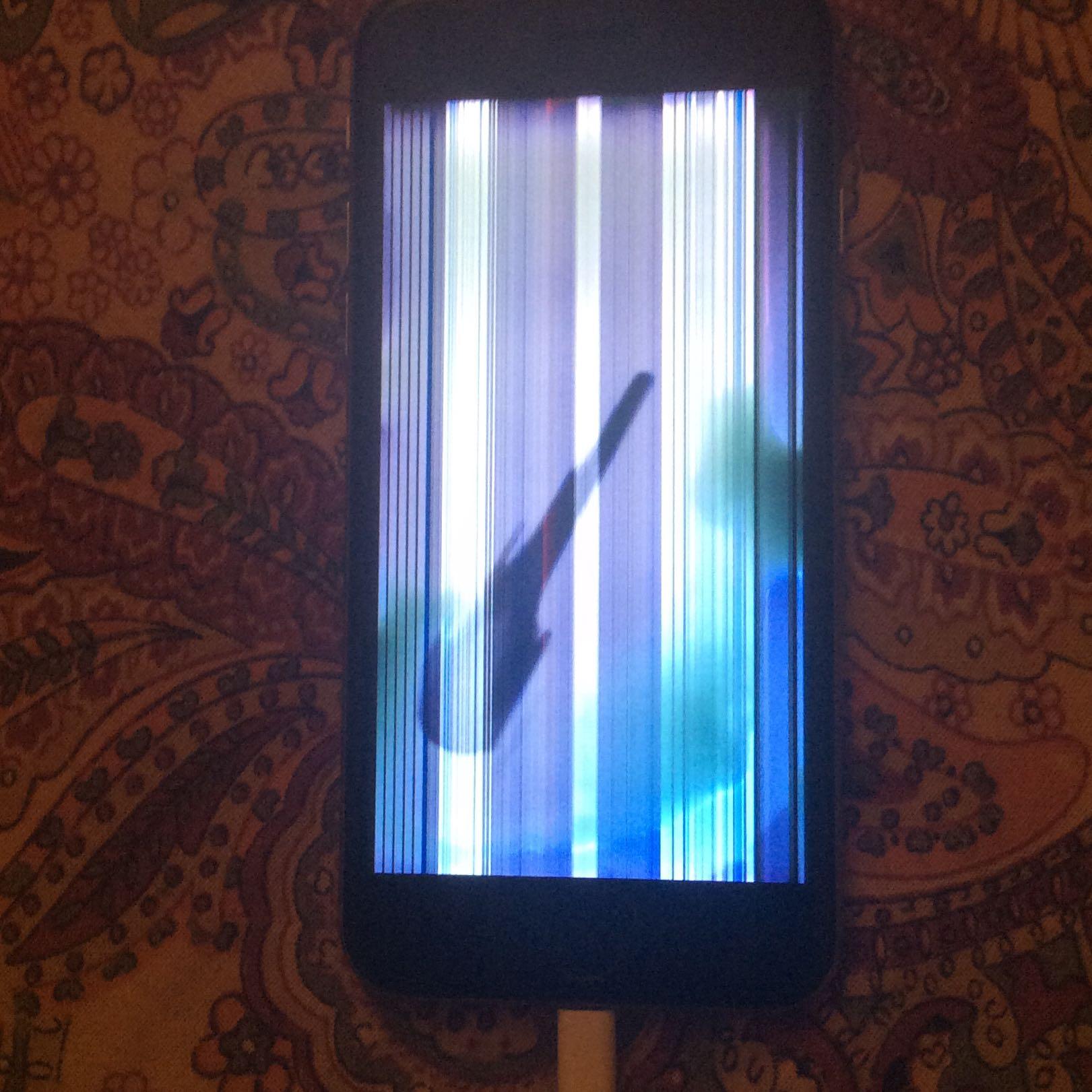 iphone 6s display reparatur wegen wasserschaden ios. Black Bedroom Furniture Sets. Home Design Ideas