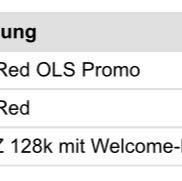 Iphone 8 64gb Red Ols Promo Handy Smartphone Vertrag