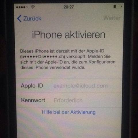 Iphone Aktivieren Ohne Id Sim Karte Hack 5c