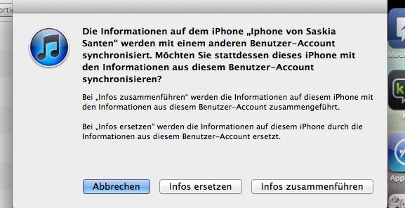 Die Fragen erscheinen und ich habe angst irgendwas zu löschen - (iPhone)