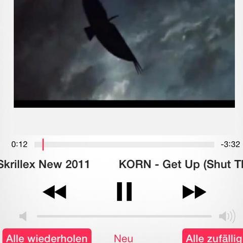 Musik nicht verschiebbar - (Handy, iPhone)