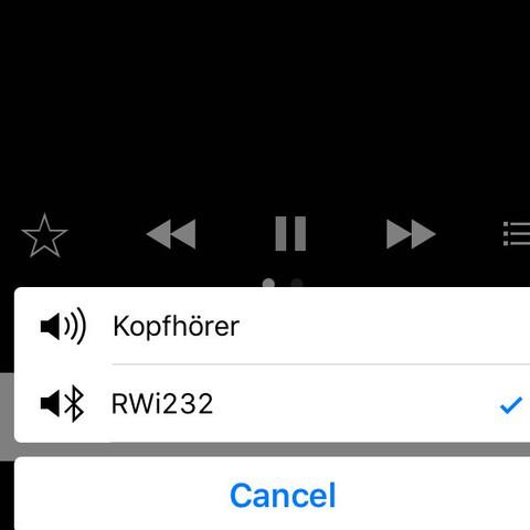es kommt dann auch nur das habe aber keine Kopfhörer drin - (Musik, iPhone, Ton)