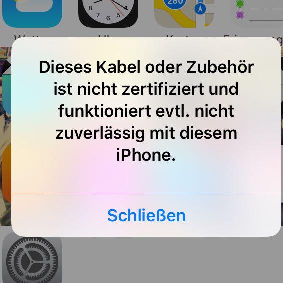 iphone se funktioniert nicht mehr