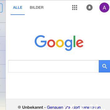Rechte Seite  - (iPhone, Apple, Safari)