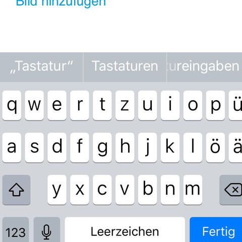 Iphone Tastatur Smileys