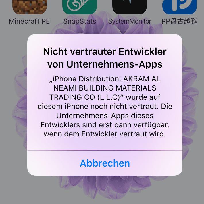 iPhone wie kann ich einer App vertrauen? (wir)