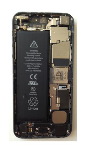 iPhone 5... - (Apple, kaputt, reparieren)
