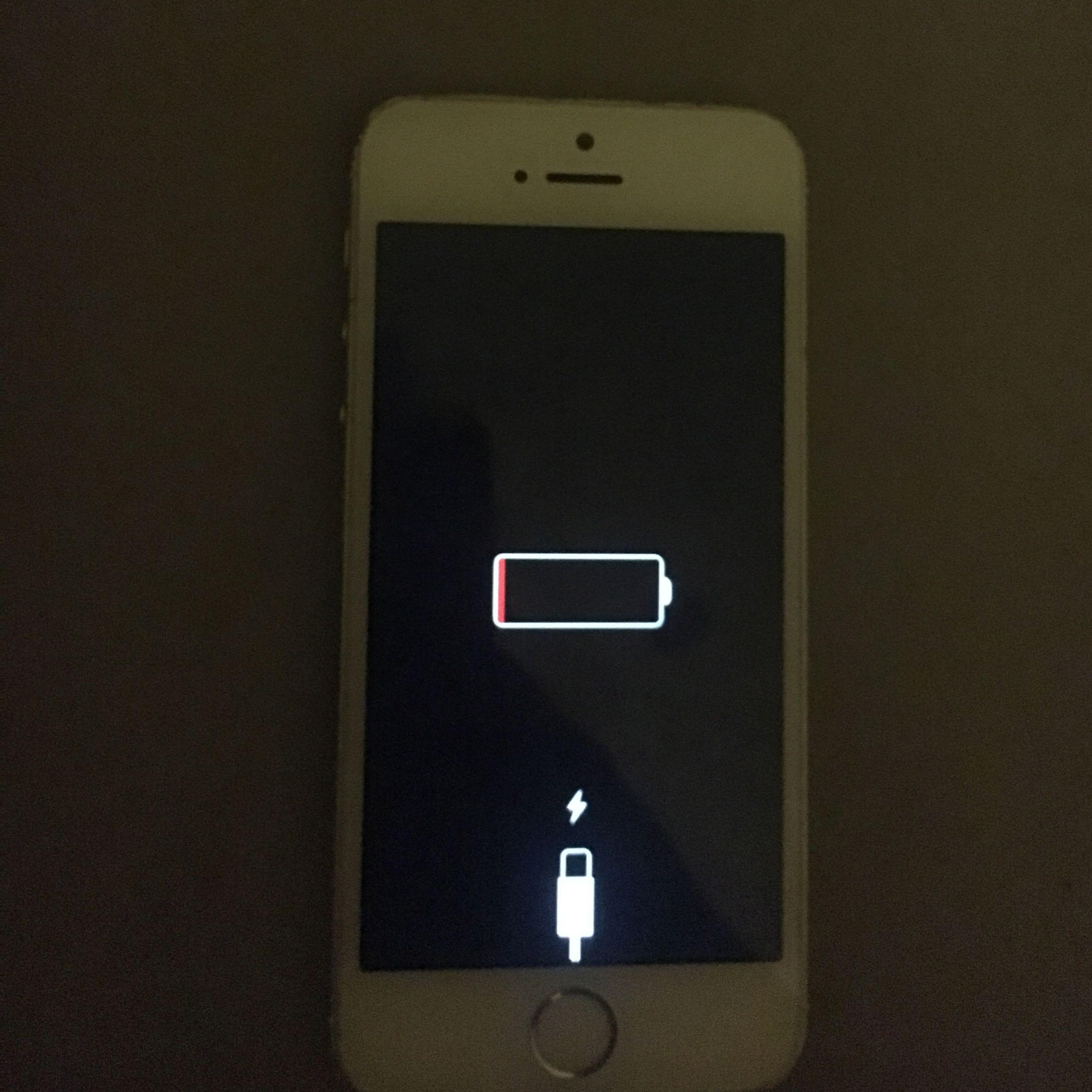 iphone display geht nicht an handy ist an