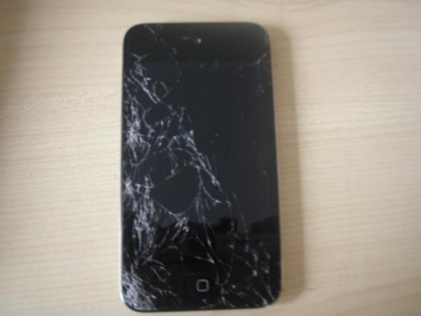 Kaputt :( - (Apple, iPod Touch)