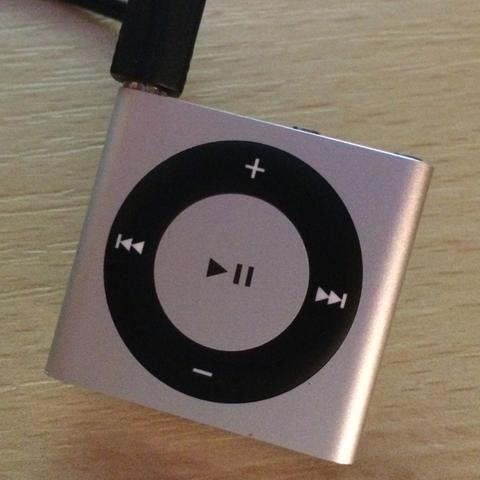 Ipod shuffel 2 GB - (Apple, iPod, Playlist)