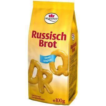 Isst du gerne Russisch Brot?