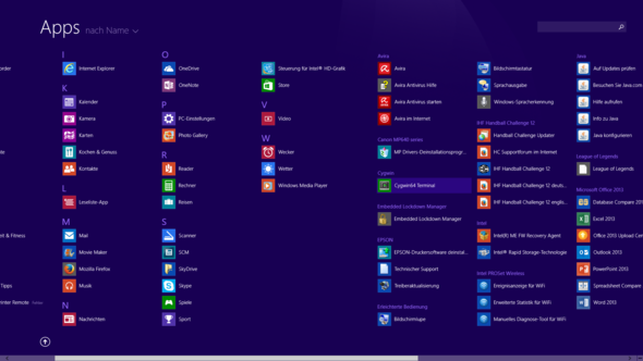 Da seht ihr das Programm - (Computer, Windows, Linux)